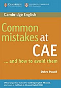 Common Mistakes at CAE / Book - advanced