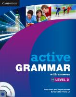 Active Grammar. Level 2: Edition with answers and CD-ROM