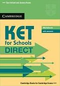KET for Schools Direct. Workbook with answers