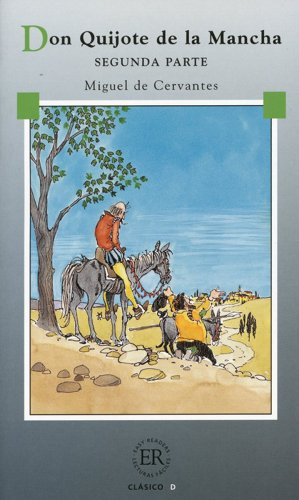 Easy Readers - Spanish: Don Quijote