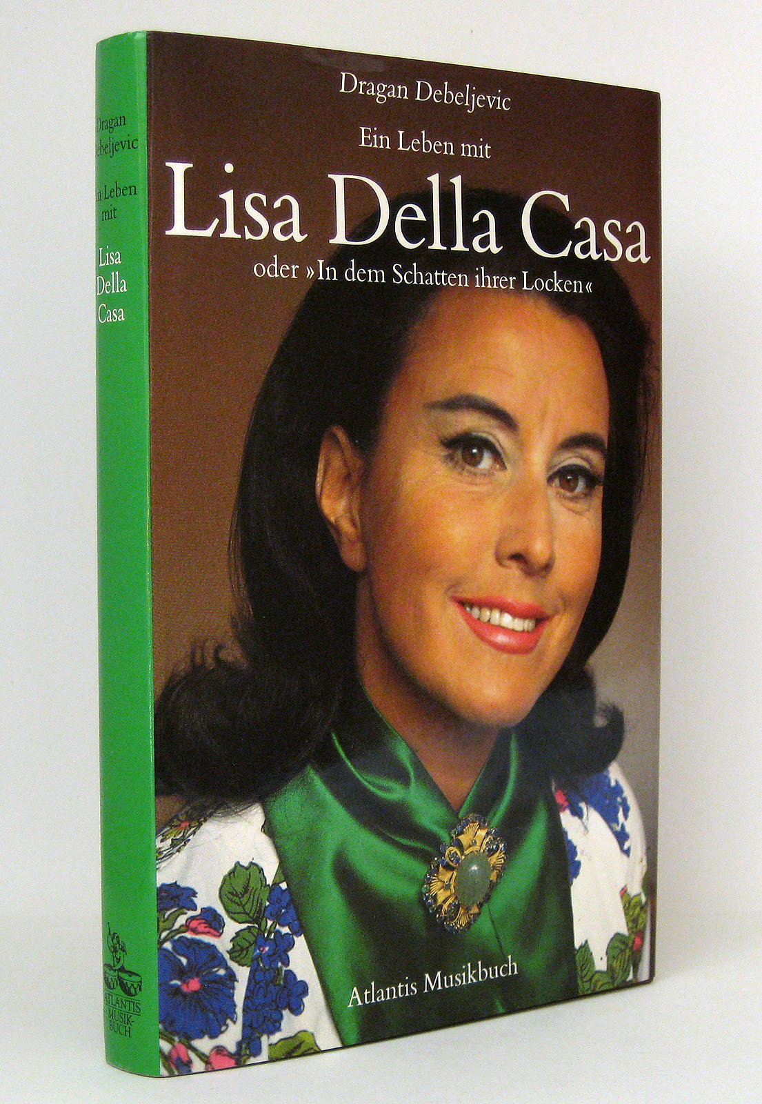 """Ein Leben mit Lisa Della Casa oder """"In dem Schatten ihrer Locken"""""""