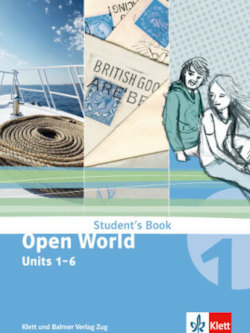 Open World. Bd.1. 7. Schuljahr, Student's Book