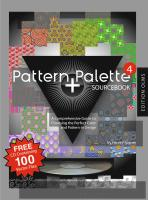 Pattern + Palette Sourcebook 4: A Comprehensive Guide to Choosing the Perfect Pattern and Color in Design. Autorisierte amerikanische Originalausgabe. Including a companion CD-ROM for PC/Mac