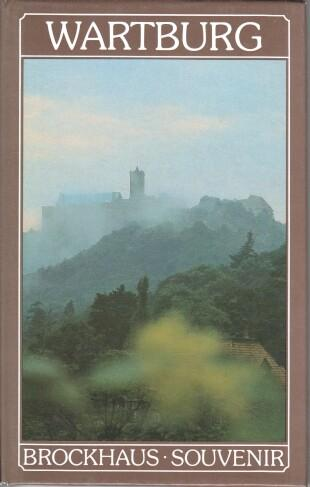 Wartburg (Brockhaus-Souvenir) (German Edition)