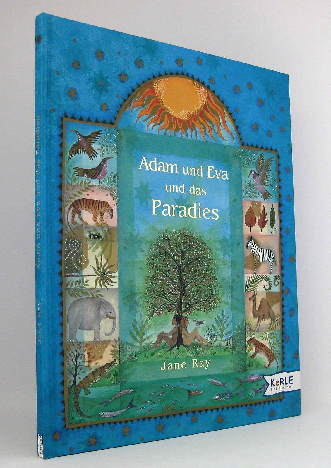 Adam und Eva und das Paradies