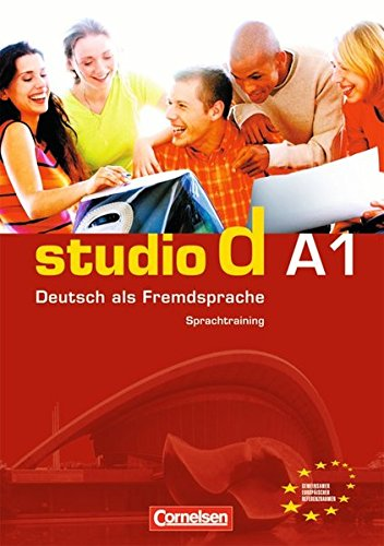 Studio D: Sprachtraining A1 (German Edition) - Andro Wekua