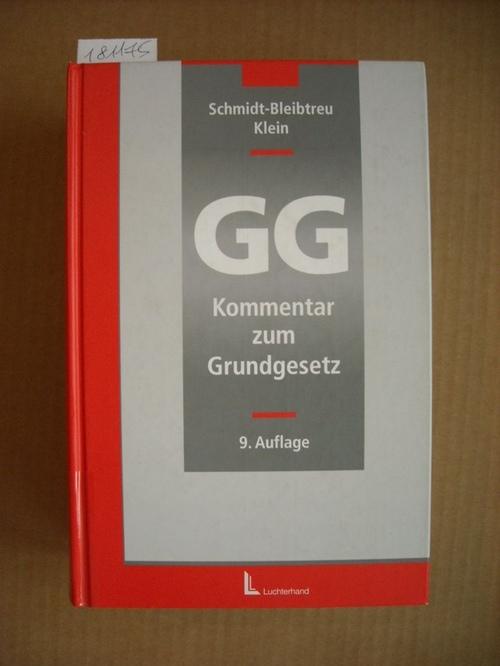 Kommentar zum Grundgesetz (German Edition)