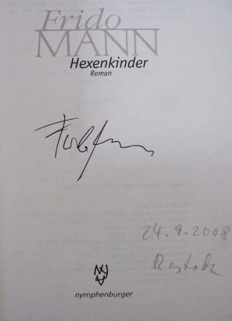 Hexenkinder: Roman (German Edition)