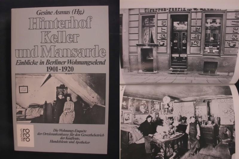 Hinterhof Keller Und Mansarde Einblicke In Berliner Wohnungselend 1901 1920