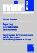 Reporting internationaler Unternehmen