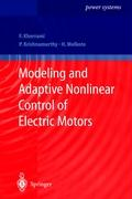 Modeling and Adaptive Nonlinear Control of Electric Motors