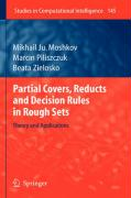 Partial Covers, Reducts and Decision Rules in Rough Sets