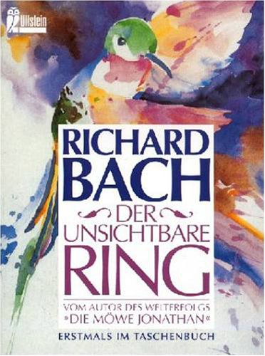 Der unsichtbare Ring [Orig. Title: There's no such place as far away] - Richard, Illustrated by von Ron Wegen Bach