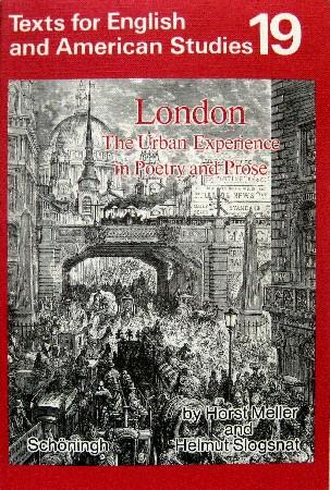 London. The urban experience in poetry and prose Students' book. - Meller, Horst; Slogsnat