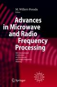 Advances in Microwave and Radio Frequency Processing: Report from the 8th International Conference on Microwave and High-Frequency Heating held in Bayreuth, Germany, September 3-7, 2001