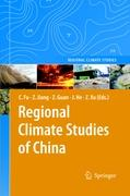 Regional Climate Studies of China