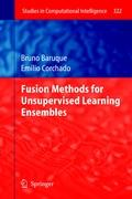 Fusion Methods for Unsupervised Learning Ensembles