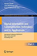 Digital Information and Communication Technology and Its Applications