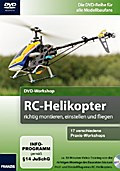 RC-Helikopter selber bauen, DVD-ROM