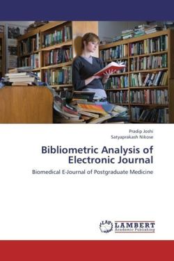 Bibliometric Analysis of Electronic Journal - Joshi, Pradip / Nikose, Satyaprakash
