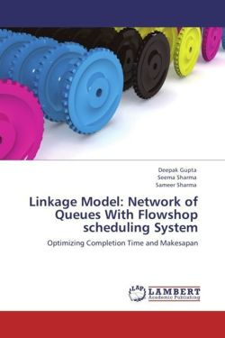 Linkage Model: Network of Queues With Flowshop scheduling System