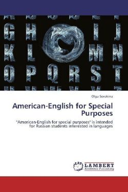 American-English for Special Purposes