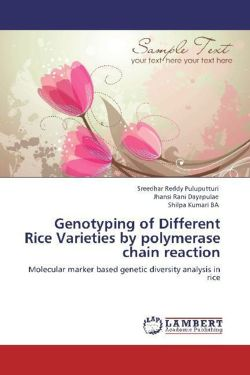 Genotyping of Different Rice Varieties by polymerase chain reaction