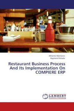 Restaurant Business Process And Its Implementation On COMPIERE ERP