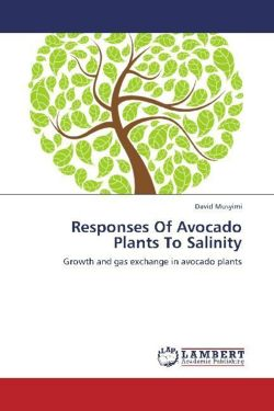 Responses Of Avocado Plants To Salinity - Musyimi, David