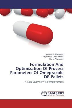 Formulation And Optimization Of Process Parameters Of Omeprazole DR Pallets