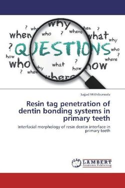 Resin tag penetration of dentin bonding systems in primary teeth