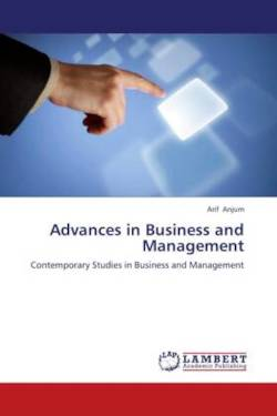 Advances in Business and Management - Anjum, Arif