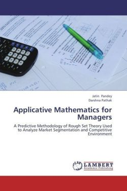 Applicative Mathematics for Managers - Pandey, Jatin / Pathak, Darshna