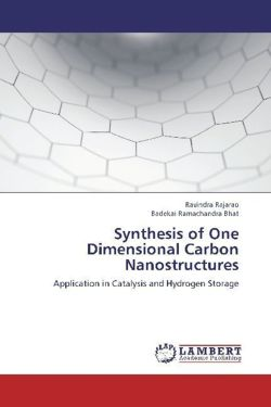 Synthesis of One Dimensional Carbon Nanostructures