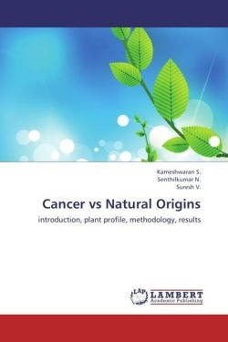 Cancer vs Natural Origins - S. , Kameshwaran / N. , Senthilkumar / V. , Suresh