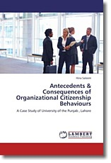 Antecedents & Consequences of Organizational Citizenship Behaviours - Saleem, Hina