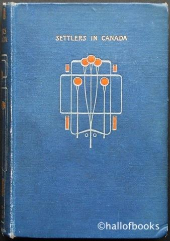 The Settlers in Canada - Written for Young People