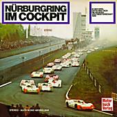 Nürburgring im Cockpit, Audio-CD