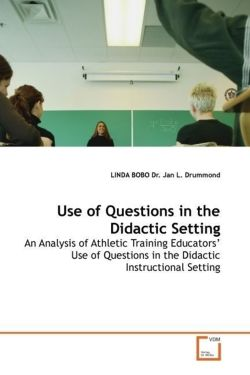 Use of Questions in the Didactic Setting - BOBO, LINDA