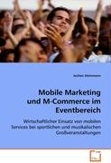 Mobile Marketing und M-Commerce im Eventbereich