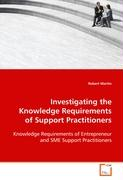 Investigating the Knowledge Requirements of SupportPractitioners