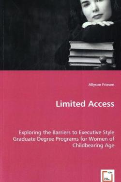 Limited Access - Friesen, Allyson