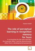The role of perceptual learning in recognition memory for faces