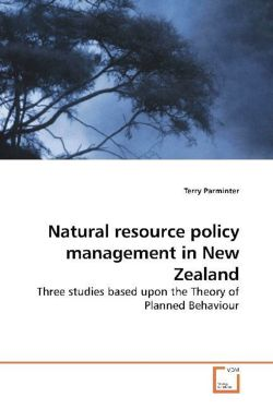 Natural resource policy management in New Zealand - Parminter, Terry