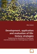 Development, application and evaluation oflife-history strategies