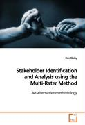 Stakeholder Identification and Analysis using theMulti-Rater Method