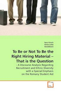 To Be or Not To Be the Right Hiring Material - That is the Question - Hirsch, Sara