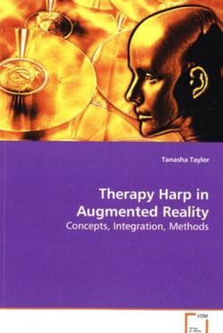 Therapy Harp in Augmented Reality - Taylor, Tanasha