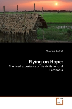 Flying on Hope: - Gartrell, Alexandra