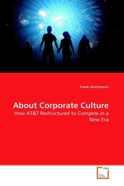 About Corporate Culture - Hutchinson, Frank